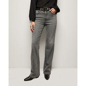 Nili Lotan Celia High Rise Boot Cut Jeans Spring